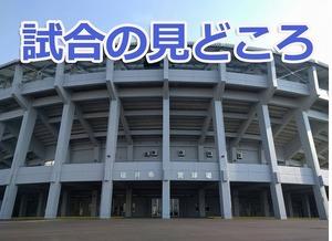 秋の高校野球福井県大会準決勝の見どころ