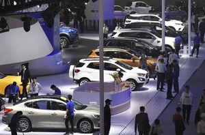 最大市場の中国で新型車披露