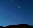 ペルセウス座流星群、福井の空彩る