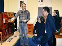 京都造形芸大×越前市 伝統工芸振興へ連携 新商品開発 海外も視野