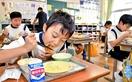 学校給食に敦賀真鯛、児童ら舌鼓