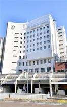 ユアーズホテルあす閉館 再開発向け、40年の歴史…