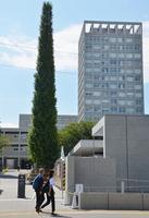 早稲田大学の戸山キャンパス=東京都新宿区