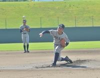【写真】高校野球、敦賀気比―金津
