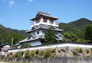 「名田庄城」が語らいのバ…