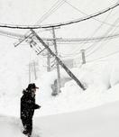 【福井県内大雪】ライフライン情報