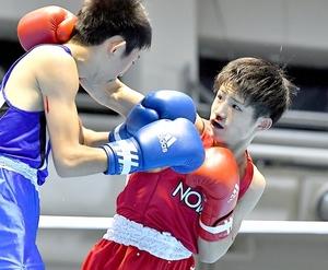 全日本ボクシング県勢3人8強