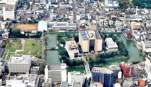 新型コロナウイルスの感染者が確認された福井市