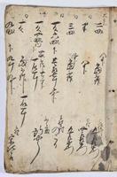秀吉の初期検地帳見つかる、兵庫