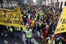 仏19週連続デモ、一部で排除