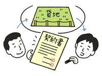 Q 土地賃貸借 契約書作るべき? A 内容の証明に必須、争い未然防止にも ふくい法律相談所