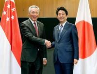 対北朝鮮の緊密連携で一致