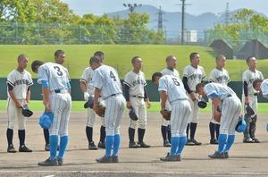【写真】高校野球、福井商…