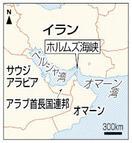 イラン 英タンカー拿捕 報復か ホルムズ海峡緊迫