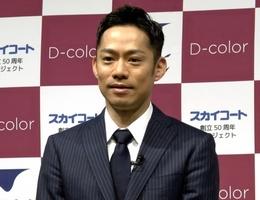 現役続行の意向を示した高橋大輔選手 (C)ORICON NewS inc.