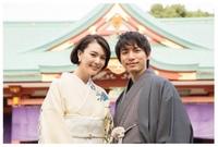知花くらら&上山竜治、インスタで結婚報告 2014年から交際スタート