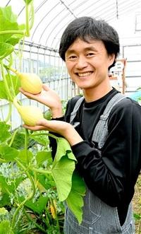 新鮮な野菜 多くの人に届けたい 小浜市地域おこし協力隊 小山直紀さん 時の人ふくい