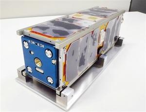 福井産2衛星ISSから20日放出