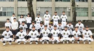 第100回全国高校野球選手権記念福井大会に出場する勝山