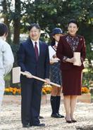 皇太子ご夫妻が育樹祭に、東京