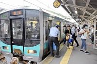 JR西日本が小浜線の便数半減を検討 コロナで経営悪化、福井県と嶺南6市町に打診