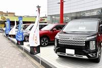 世界的半導体不足、福井県内の自動車販売業にも影響 人気車は1年待ちも