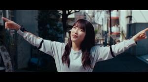 CM「つくろう」篇に出演する川栄李奈
