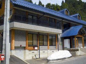 池田町の主婦が運営する素朴な山奥の宿