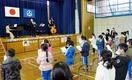 小浜の2小学校で迫力のコンサート