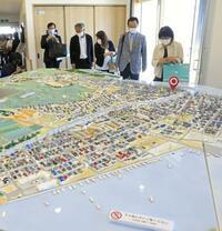 震災復興伝承館がオープン、宮城