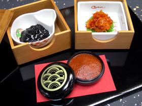 日本三大珍味のひとつ 越前雲丹の老舗