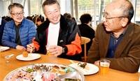 県内初総理大臣賞 関係者と喜び共有 坂井・竹田共栄会