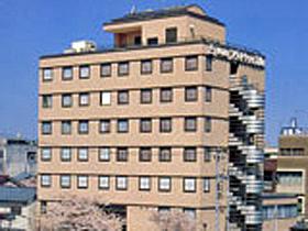 福井城址お堀端のホテル。ビジネスに観光に最適