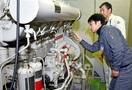 停電時の断水備え 浄水場で復旧訓練 敦賀