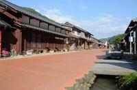 熊川宿に歴史と伝統の美を感じる