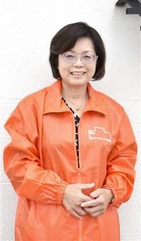 まちづくりカレッジSakai理事長 石森則子さん 坂井のまちづくり、けん引する組織に 時の人ふくい