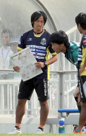 今井昌太が現役引退、サウルコス