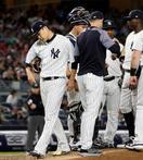 ヤンキース田中、五回途中5失点