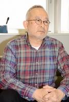 「北朝鮮は拉致被害者を日本に帰す可能性もある」と話す島田洋一教授=5月8日、福井県永平寺町の福井県立大永平寺キャンパス