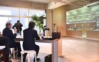 経済対策7項目鯖江会議所要望 オンライン会議で市に