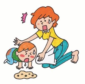 夏は特に乳幼児の食中毒に注意