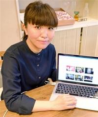 【ふくい文化】芸術家支援 広がる可能性 飲食店で作品展示、作家情報サイト開設… 「AsC」代表 浅野さんに聞く 楽しくアートに触れる場を