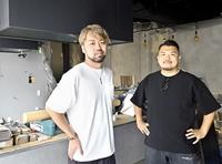 炭火焼き熟成肉専門店が福井県繊協ビルに登場 Iターン男性が10月27日「U」オープン