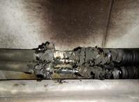 火災はケーブル異常発熱か、新潟