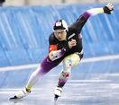 37歳、衰えぬ技術と闘志 スピードスケート及川…