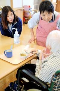 介護業界「胃ろう」外しへの挑戦