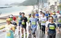 五木ひろしマラソン3544人快走