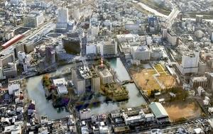 福井県庁移転「10年後までに」