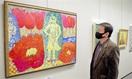画家小森さんの遺作などを紹介 県立美術館で作品展
