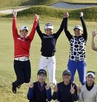 安田らミレニアム世代合格 女子ゴルフのプロテスト スポーツランド